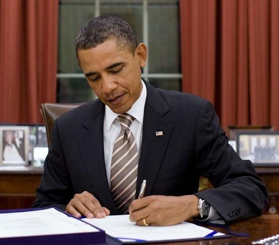 obama writes