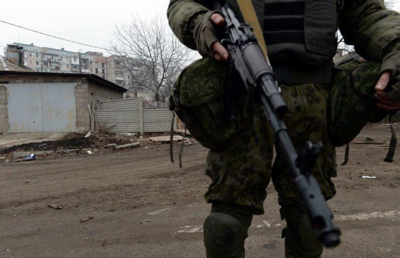 UKRAINE-RUSSIA-CRISIS-WAR