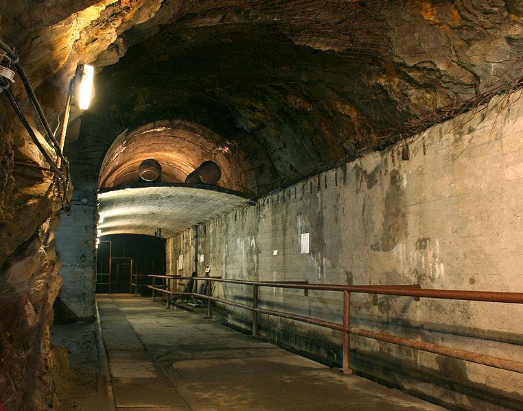 nazi-tunnel