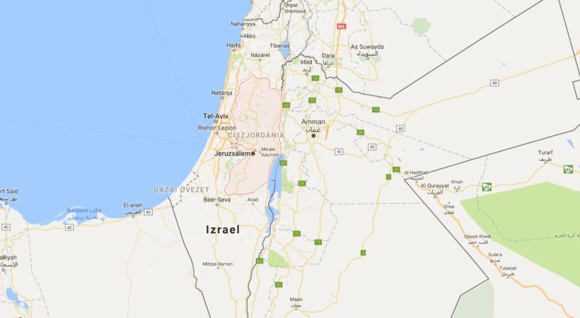 ciszjordania