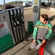 Benzin helyett gázolajjal tankolták tele a rendőrautókat