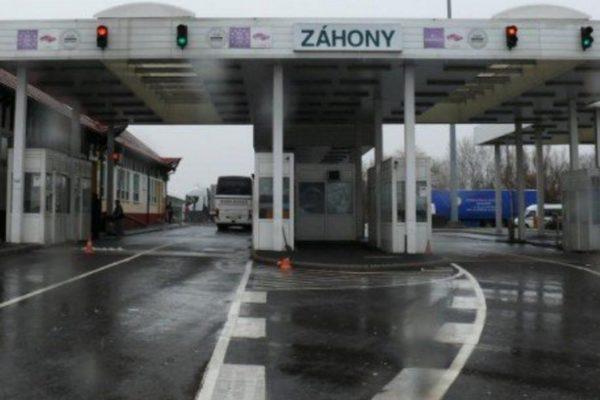 Rejtélyes rendőri akció a magyar-ukrán határon a választások idején