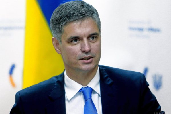 Az új ukrán külügyminiszter kimutatta a foga fehérjét