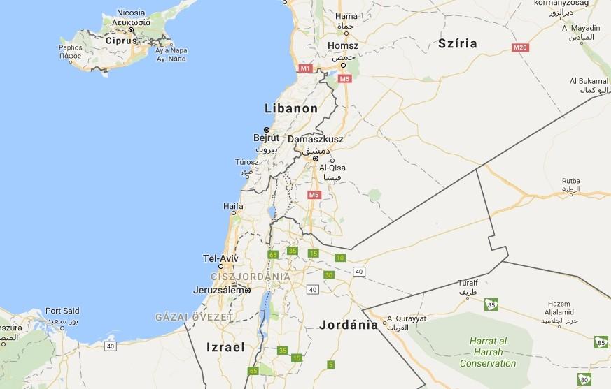 Izraeli támadást várnak Libanonban