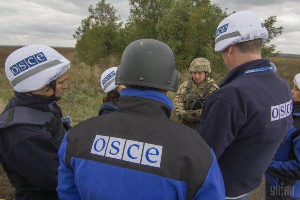Az EBESZ szerint nyugodt a helyzet kelet-Ukrajnában