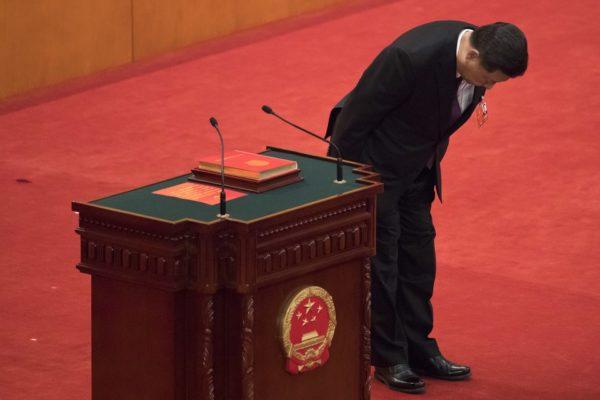 Újraválasztották Hszi Csin-pinget Kína elnökévé