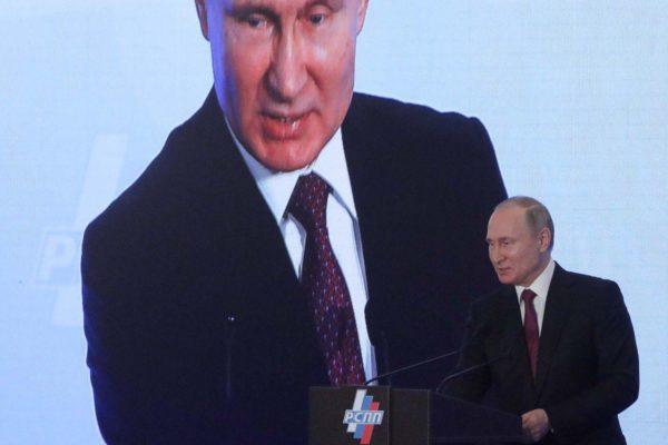 Putyin: az új nukleáris fegyverrendszerek a következő években hadrendbe állnak