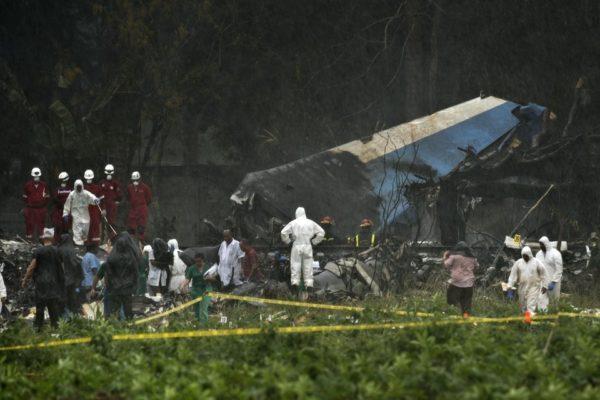 Száznál is több halottja lehet a kubai légikatasztrófának