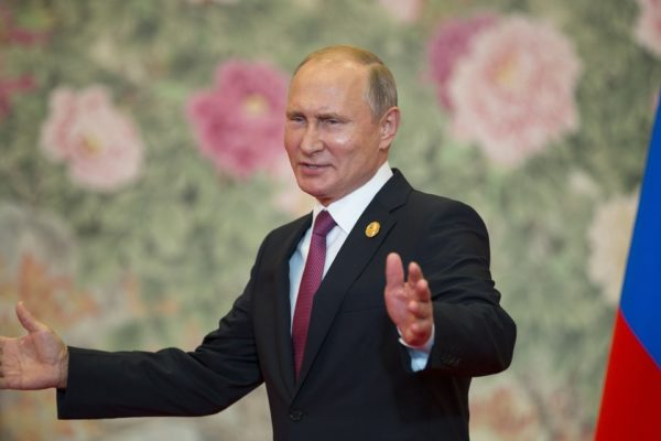 Oroszország támogatni fog minden olyan erőfeszítést, amelynek célja a béke elérése Ukrajnában