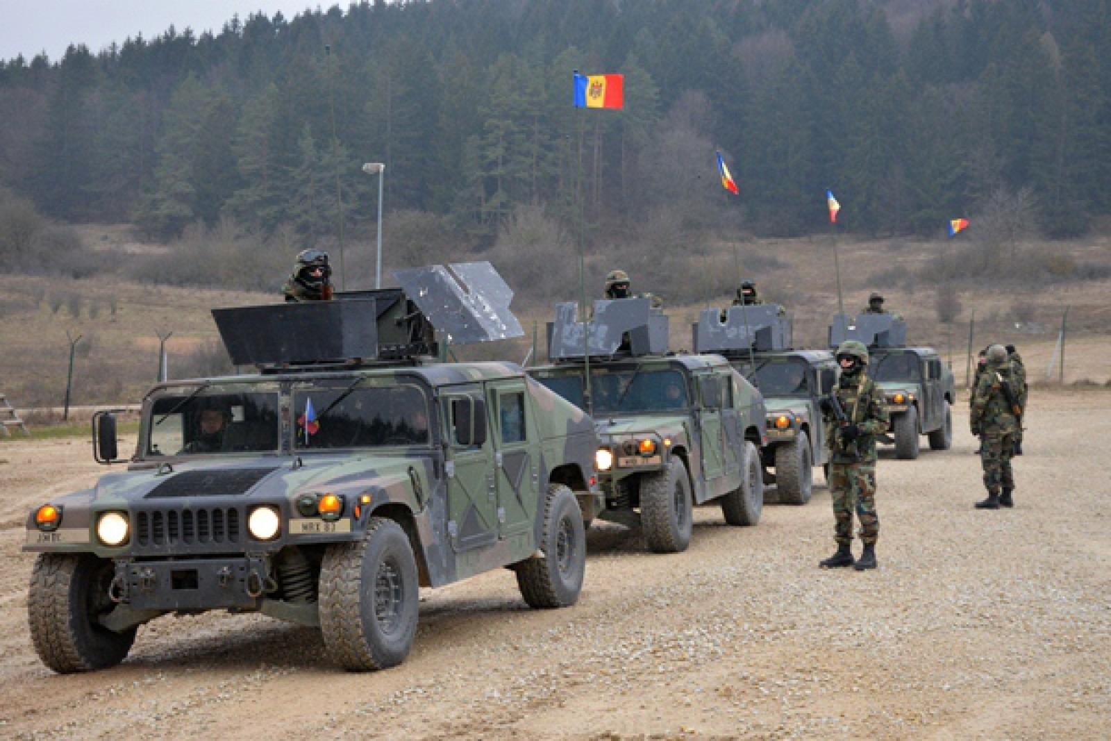 Székelyföldön hadgyakorlatoznak a románok