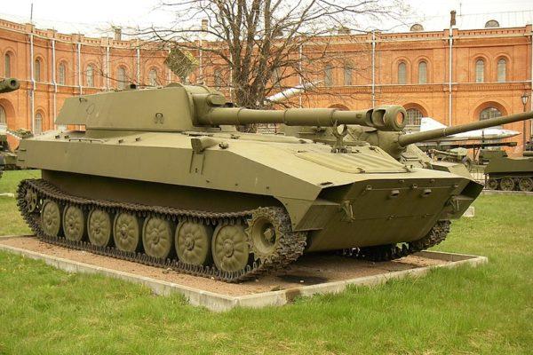 Lengyel lövegek (nem tankok) lehettek az ukrán-magyar határ közelében