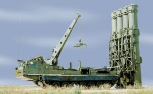 Izraeli lap: Oroszország a legfejlettebb Sz-300-as légvédelmi rendszereit adta Szíriának
