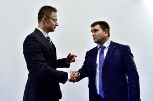Szijjártó: van némi kedvező fejlemény az ukrajnai magyar közösséget érintő szabályozások terén