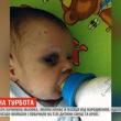Egyhónapos csecsemőjével kegyetlenkedett egy ukrán nő