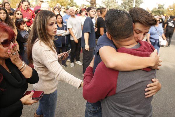 Lövöldözés volt egy kaliforniai iskolában, többen meghaltak