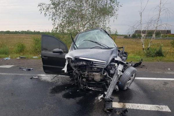 Végzetes balesetet okozott egy határőr Kárpátalján