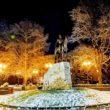 Megérkezett Kárpátaljára Rákóczi Ferenc szobra