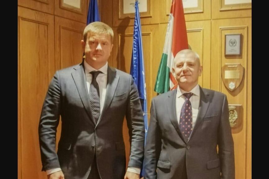 Közös ukrán-magyar katonai együttműködés
