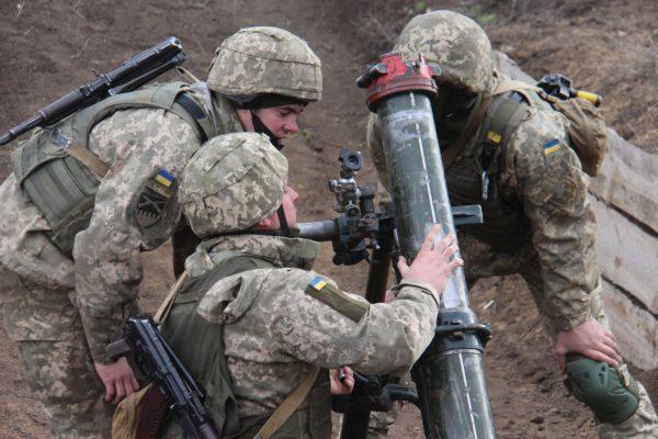 Kárpátaljai katonák nyerték az idei tüzérversenyt