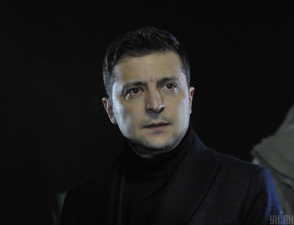 Zelenszkij kész átadni az ország vezetését, de nem most