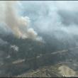 Lángol a Csernobil melletti radioaktív erdő