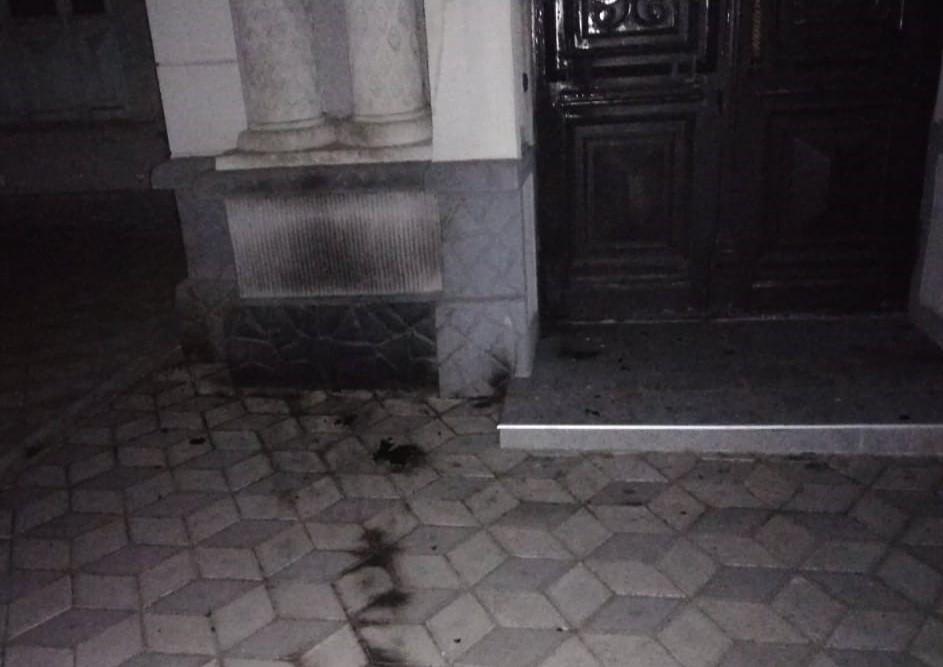 Herszonban fel akarták gyújtani a zsidó imaházat
