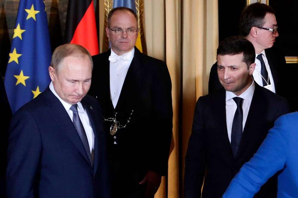 Zelenszkij bármilyen formában tárgyalna Putyinnal