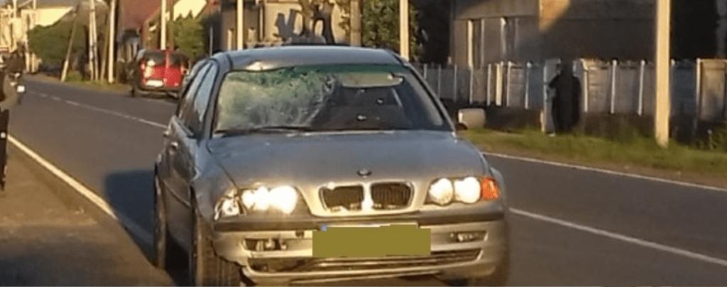 Részeg sofőr gázolt halálra egy fiatalembert Nagydobronyban /képek/