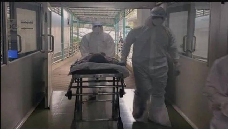 Koronavírus: 19 ezer fölé emelkedett a betegek száma Ukrajnában