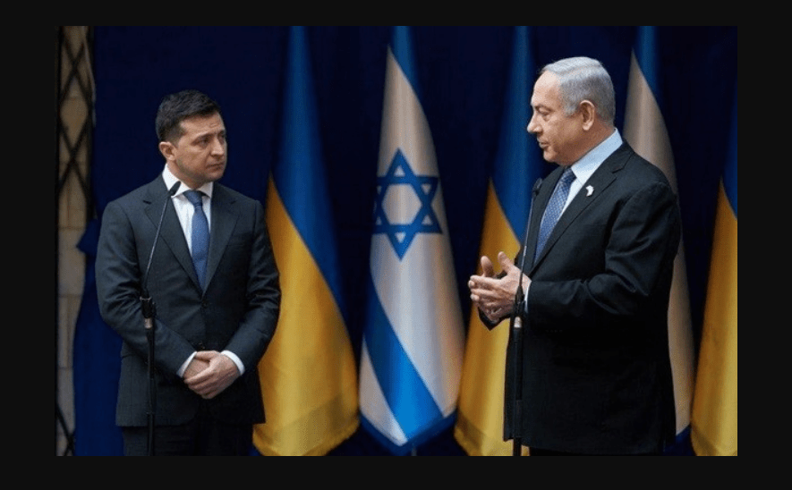 Ukrajna Izraeltől kér humanitárius segélyt