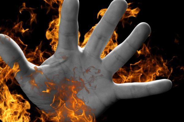 Felgyújtotta magát egy férfi Kárpátalján
