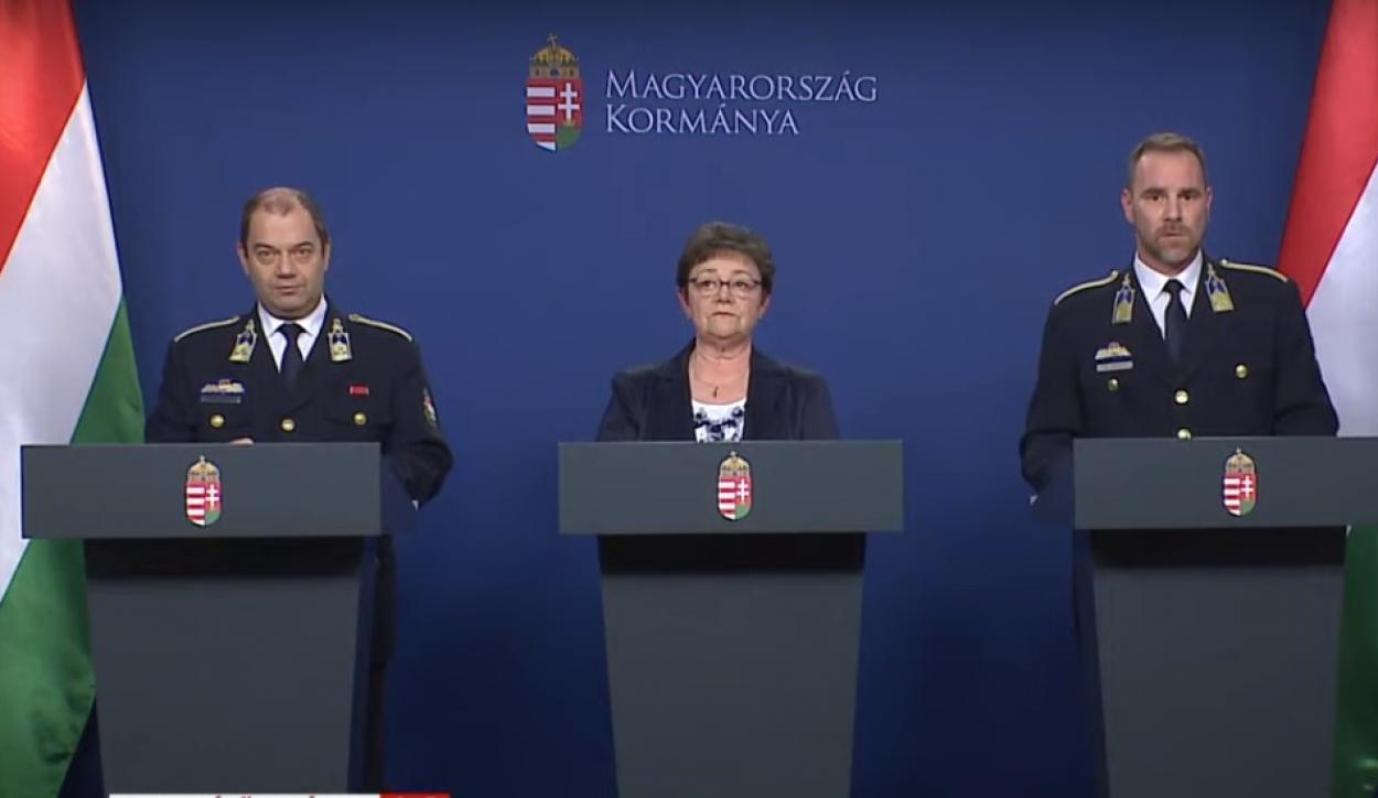 Összeült az operatív törzs, nem zárható ki a magyar szigorítás