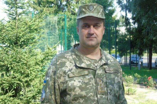 Elraboltak egy ukrán ezredest