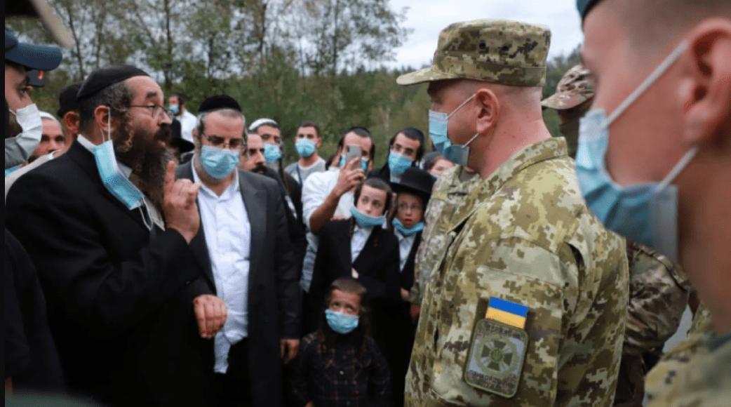 Hazatérnek az ukrán határnál várakozó haszidok