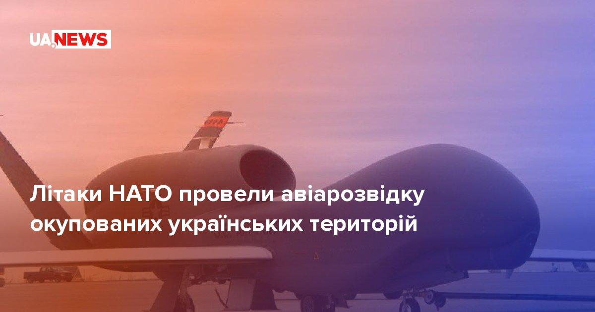 NATO gépek repkedtek Ukrajna felett