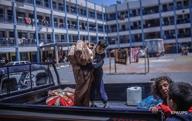 Ukrajna szükség esetén kimenekíti állampolgárait a Gázai övezetből